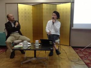 大賞授賞式 ゲストトーク 内沼晋太郎さん